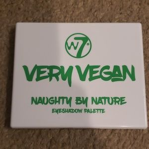 W7 Naughty by Nature Eyeshadow Palette